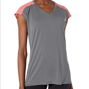 Women's Open Back Top Small
